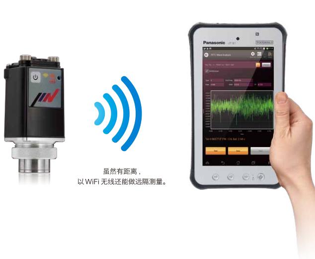 日本imv无线测振分析