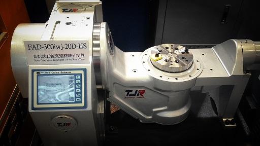 谭佳卡盘配备py2500动平衡仪