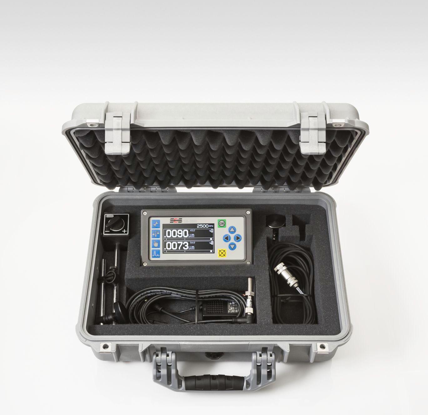 SB2000P动平衡仪