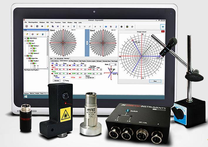 ET-M20多功能动平衡分析仪