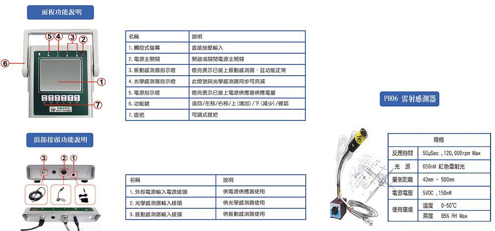 PH06传感器镭射光